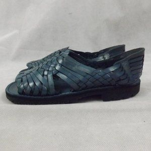 Womens BRAND X Sandals - Blue - Sz 7.5
